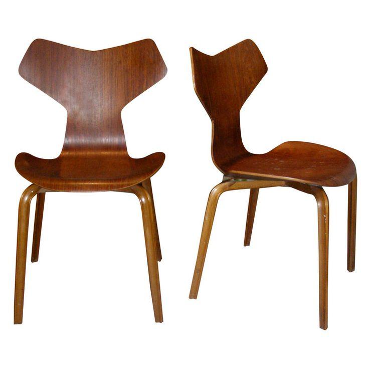 Elegant Arne Jacobsen, Chair, 1957 · Arne Jacobsens StuhlSesselHomosexuellModerne  MöbelDanish DesignSkandinavisches ...