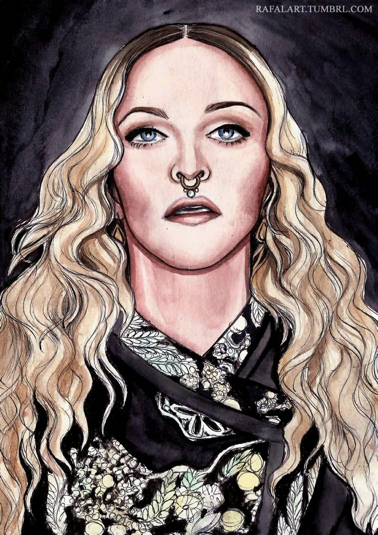 Rebel Heart Fan Art