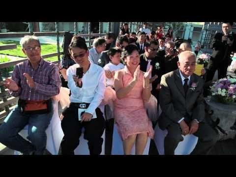 LIVIA + DANIEL | Wedding at Alila Villas Uluwatu BALI - YouTube