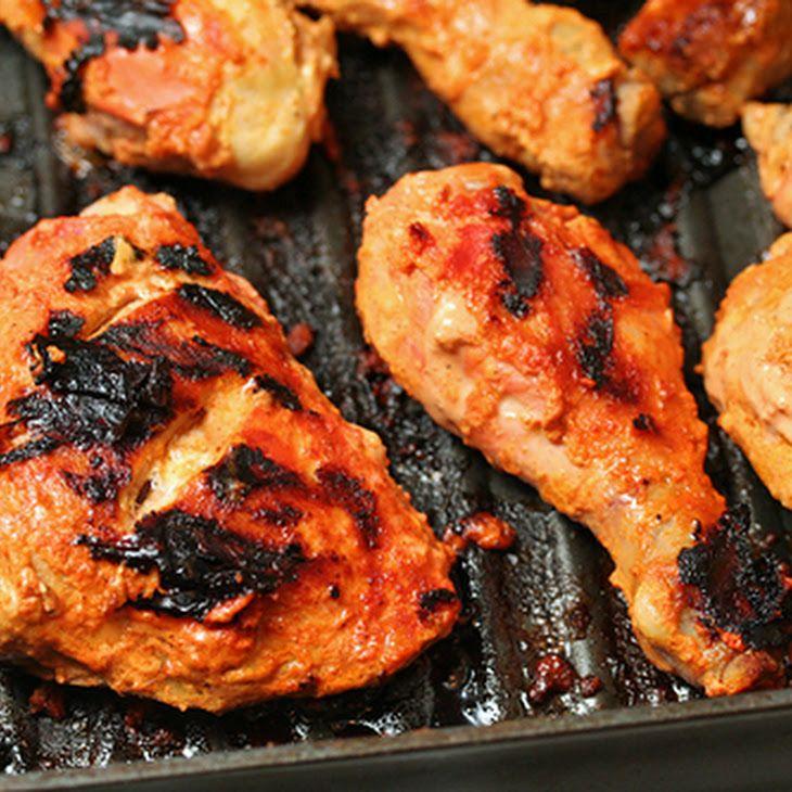 Tandoori chicken, Chicken and Recipe on Pinterest
