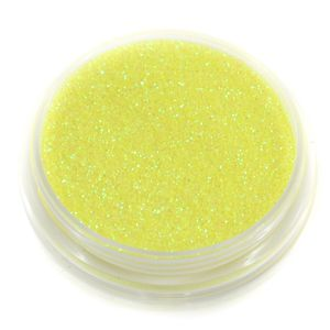 Fluorescent Yellow  | CHROMA VEGAN  COSMETIC GRADE GLITTER www.chromabodyart.com