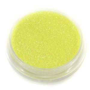 Fluorescent Yellow    CHROMA VEGAN  COSMETIC GRADE GLITTER www.chromabodyart.com