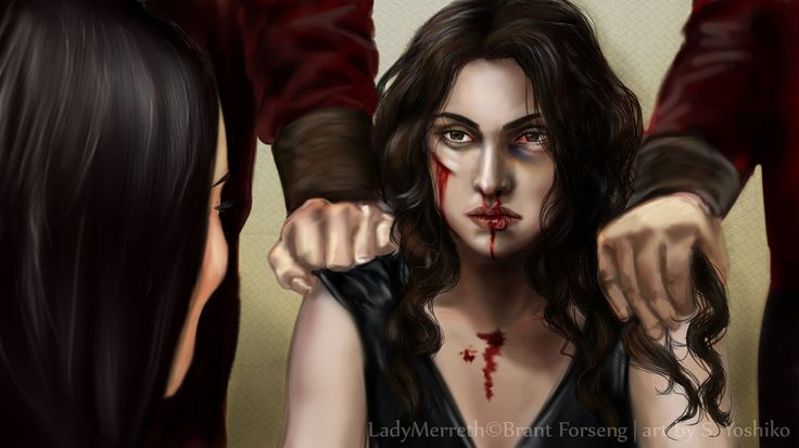 Lady Merreth: There Will Be Blood by SYoshiko on DeviantArt