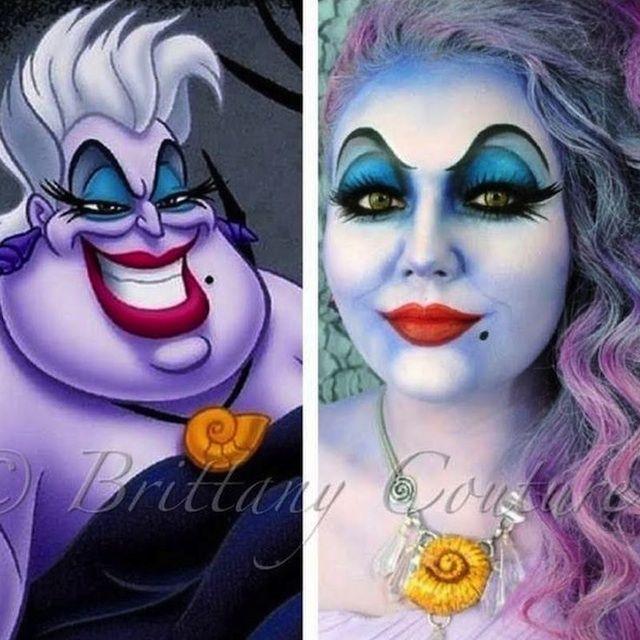 Best 25+ Ursula makeup ideas on Pinterest | Gothic eye makeup ...