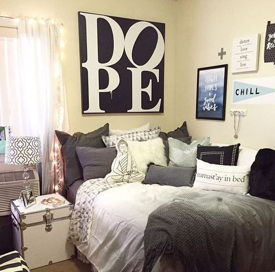 50 Cute Dorm Room Ideas That You Need To Copy. 1000  ideas about Cute Dorm Rooms on Pinterest   Cute dorm ideas