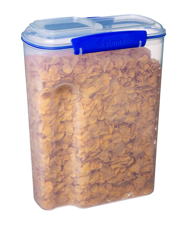 Look what I found on #zulily! 142-Oz. Cereal Container by Sistema #zulilyfinds