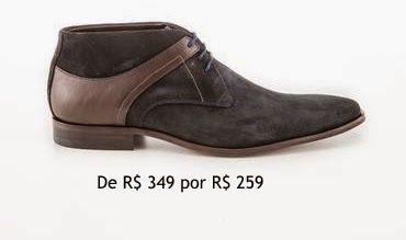 Chic e Fashion: Sapatos CNS mais baratos a partir de hoje
