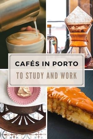 These are the #best #cafes to #work and #study in #Porto, #Portugal. They are ideal for #digital #nomads, #freelancers or if you simply want to #hang #out with #friends.