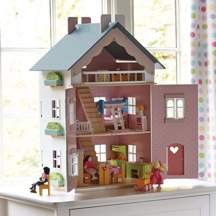 Juliette Doll's House - Dolls House Range - Toys & Gifts