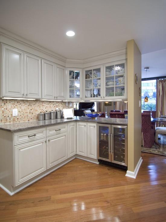 Kitchen Pass Through Design
