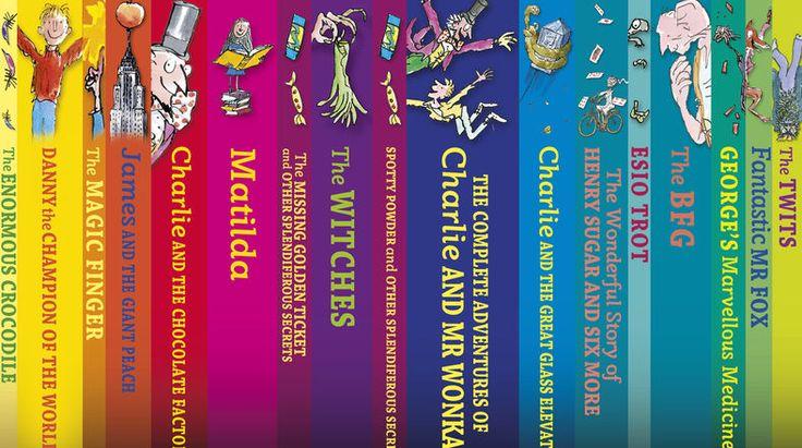 The Official Roald Dahl Website