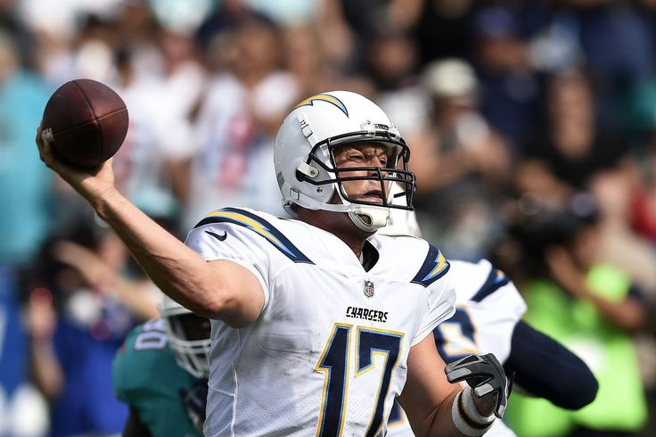 Fantasy football start/sit advice, Week 3: Philip Rivers