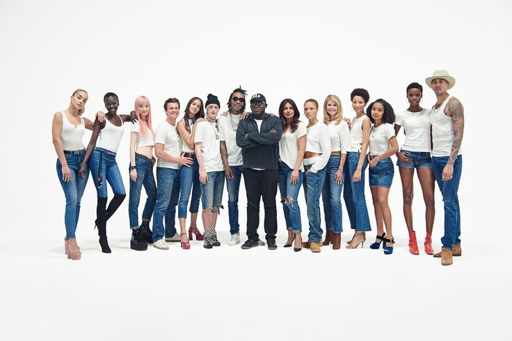Watch: Edward Enninful's Remarkably Diverse Gap Ad - theFashionSpot