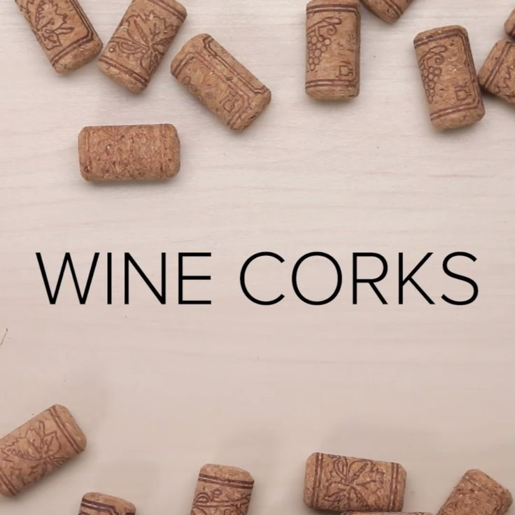 Wine Cork Bungee Ties