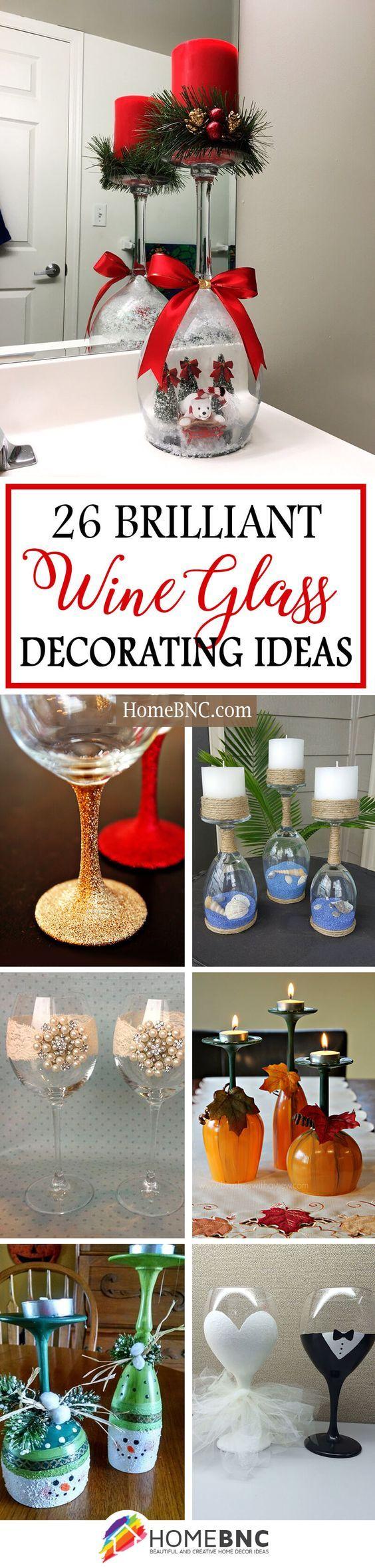 Wine Glass Design Ideas