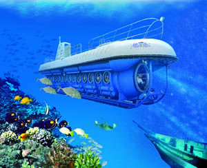 Atlantis Submarine Tours, Cozumel, Mexico. We had a great time on this excursion. The staff were very friendly. We got to see some amazing sea creatures including Lion Fish, Stingrays, a Shark and even a Sea Turtle. The views are amazing.