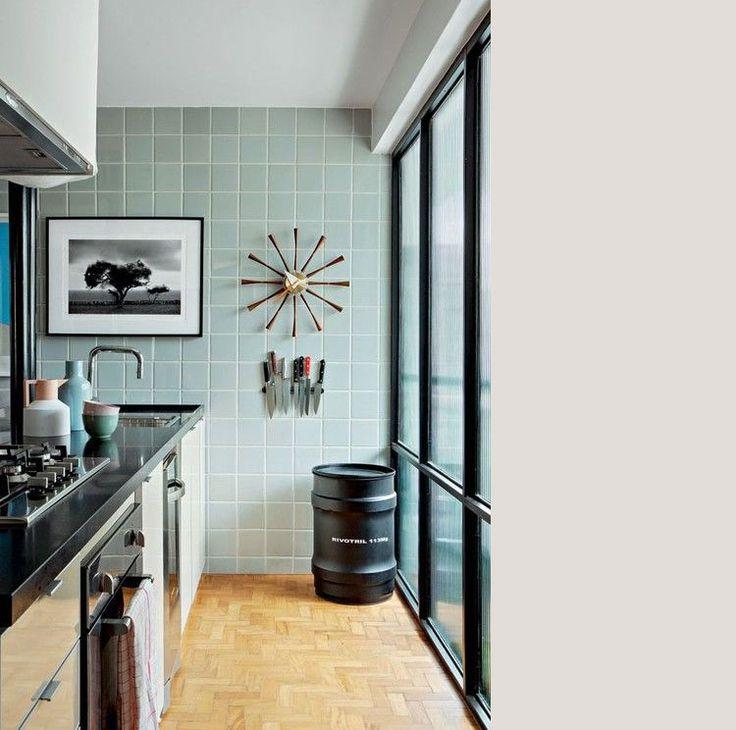 De 10 mooiste retro keukens - Makeover.nl