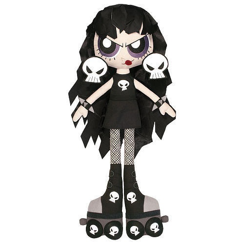 ... -Milky Way and the Galaxy Girls - Pluto the Cosmic Rocker Soft Doll