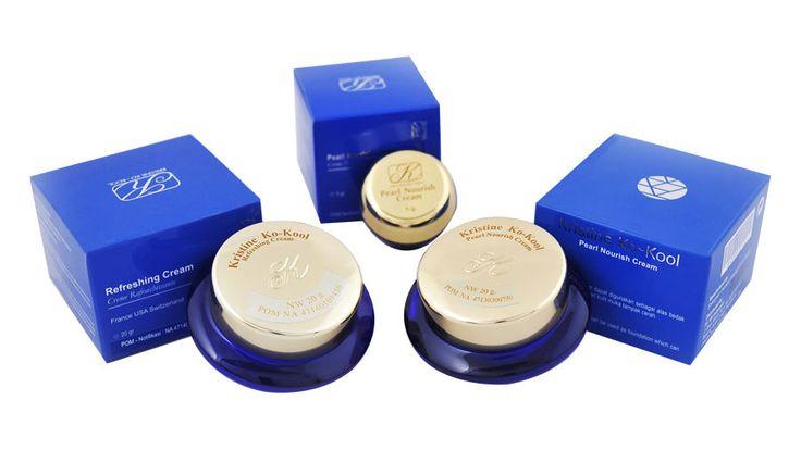 Manfaat pearl cream super untuk wajah, kenali ciri-ciri produk berkualitas untuk perawatan kulit alami dan lulus uji yang aman untuk kulit