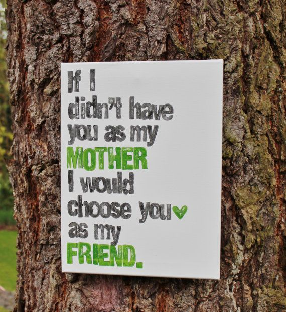 41 best give me a sign images on pinterest be real cheshire cat 12x16 if you were not my mother mothers day quote by fandeluxe Images