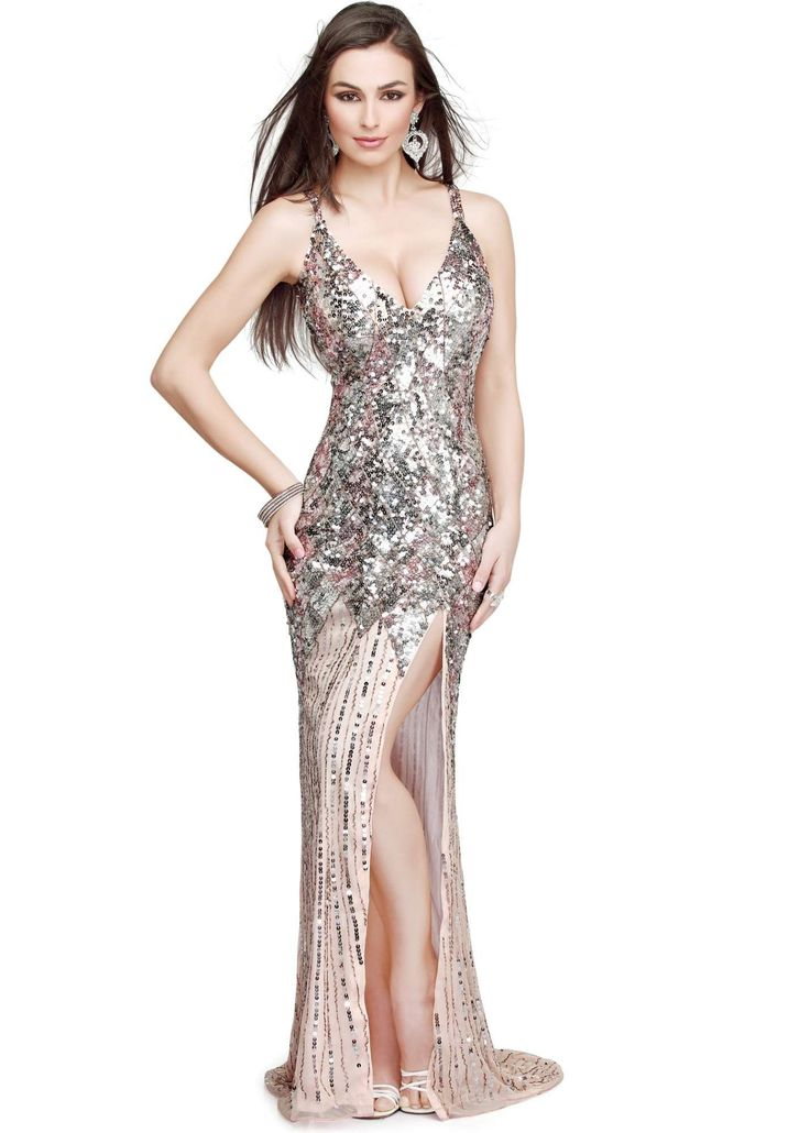 Formal great gatsby style dresses