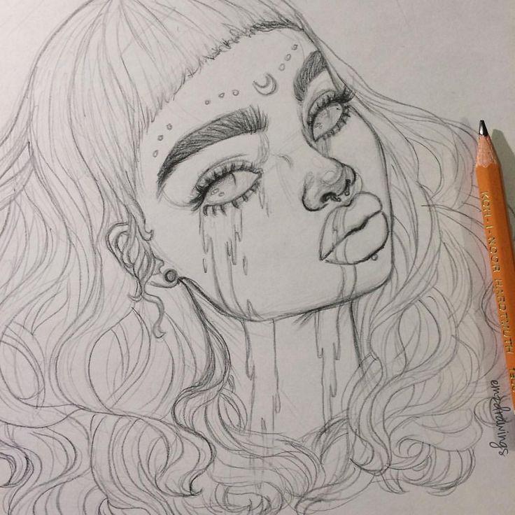 @justgirlsstuff | Drawing | Pinterest | Zeichnungen Zeichnen Und Zitat-kunst