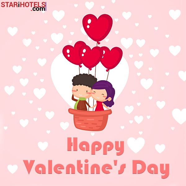 """Valentine's day is a celebration of love and caring""  STARiHOTELS Sending You All Lovely Wishes. #HappyValentinesDay"
