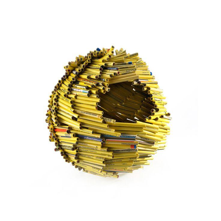 Paper Bird Nest - CeeBee