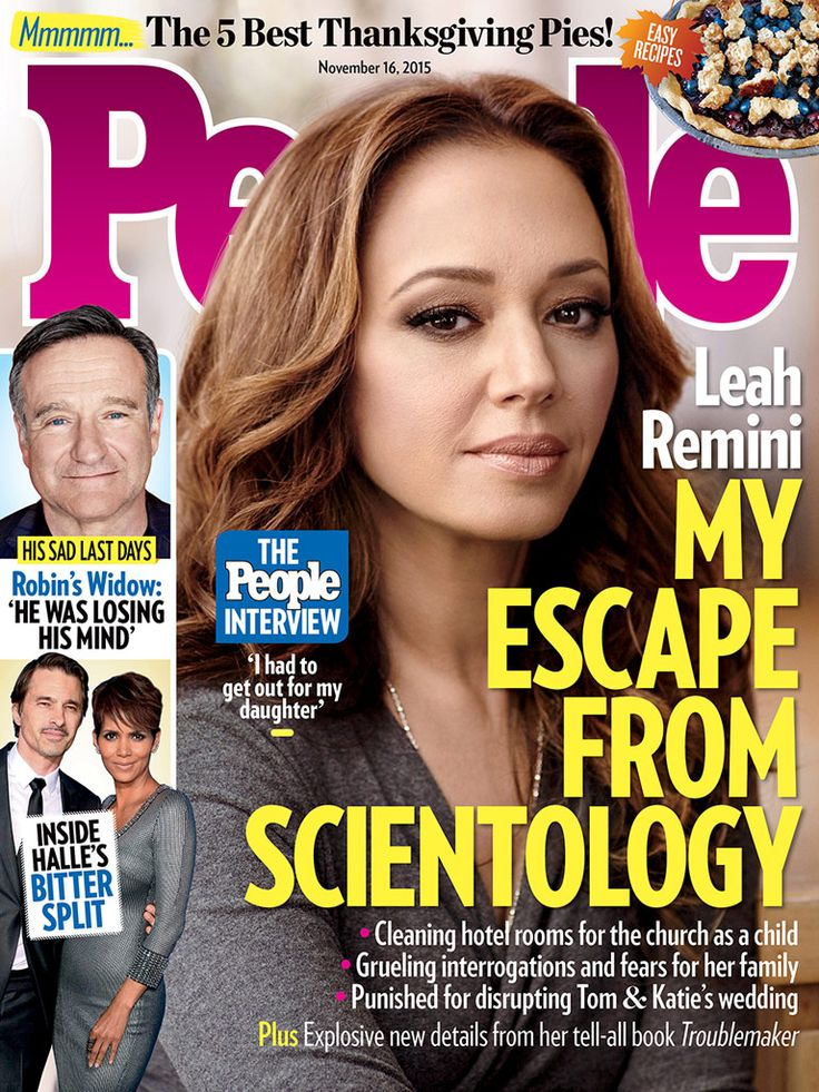 Leah Remini Opens up to PEOPLE About Leaving Scientology: 'It's Like a Rebirth' http://www.people.com/article/leah-remini-people-interview-scientology