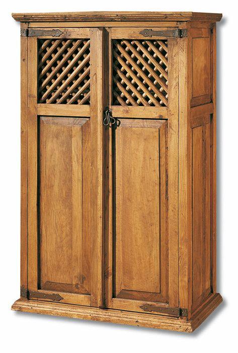 Las 25 mejores ideas sobre muebles de cocina rusticos en for Muebles para bodegas rusticas