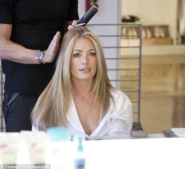 Exclusive Cat Deeley Named New Face And Hair Of Pantene
