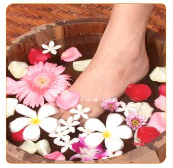 Your home spa: Idea, Foot Soak, Foot Bath, Spas, Pedicure, Spa Party, Beauty, Health