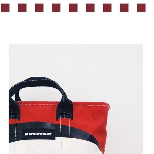 #STRIPISLOVES BOB bag by @freitaglab - #checkthegrid