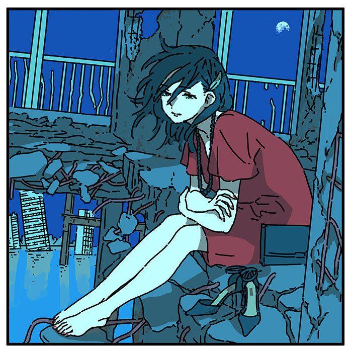 1upクリエイターセレクションvol 119 丸紅茜 いちあっぷ キュートなアート イラスト すごい絵
