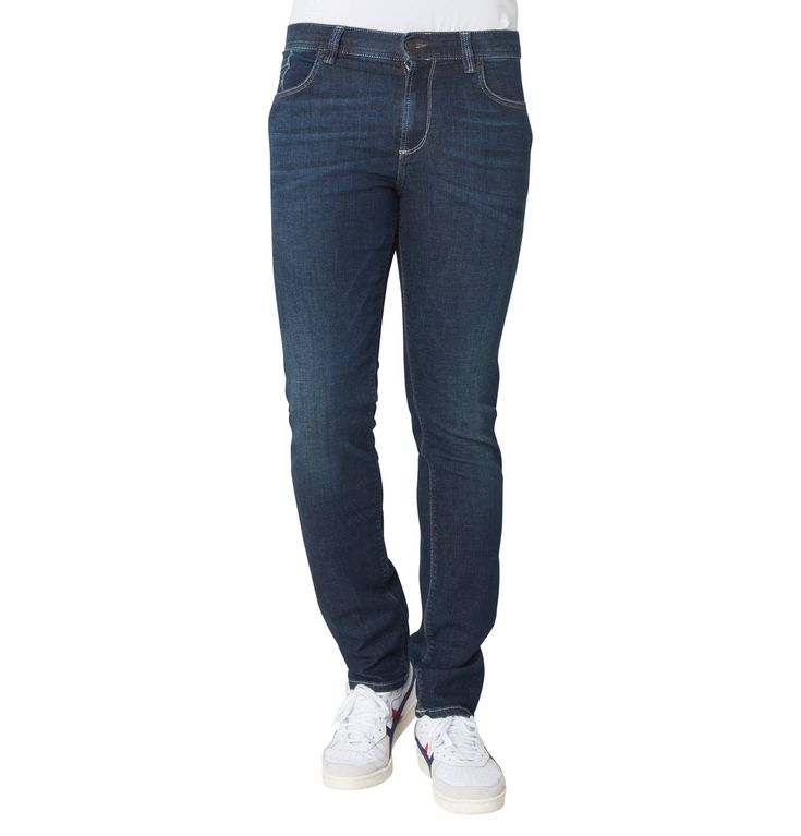 Jeans, Slim Fit, Tapered Leg