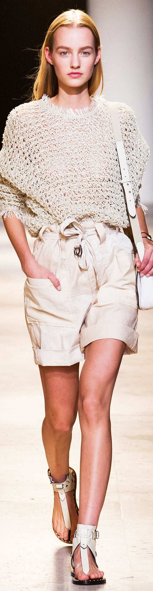 Isabel Marant Collection Spring 2015 The House Of