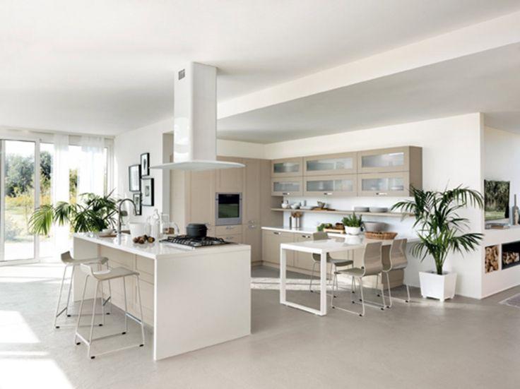 17 best Cucina images on Pinterest | Kitchen dining living, Kitchen ...