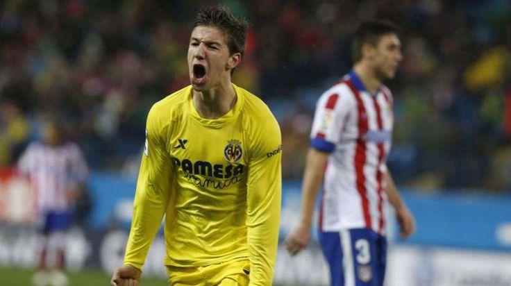 Futbol de Locura: Luciano Vietto ya es oficialmente jugador colchonero