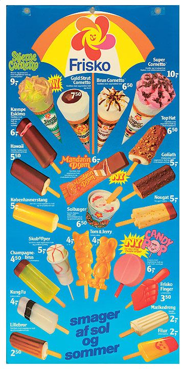 282 Best Images About Ice Cream Advertising On Pinterest