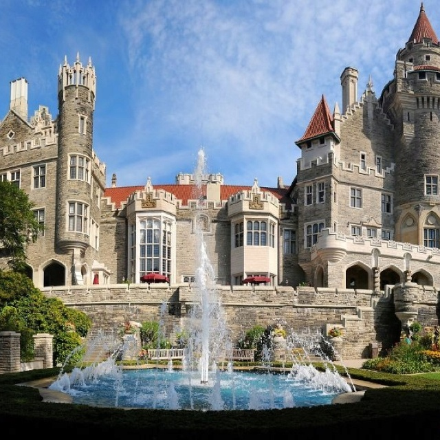 1000 images about casa loma toronto ontario on for Casa loma mansion toronto
