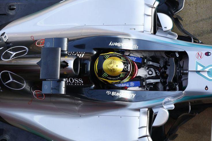 @ 2015 #F1 Barcelona test