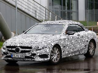 blogmotorzone: Mercedes Benz Clase S Cabrio. El Mercedes Benz Clase S Cabrio ha sido cazado haciendo km con el traje de camuflaje.  Mercedes quiere presentarlo en el próximo Salón del Automóvil de París...  http://blogmotorzone.blogspot.com.es/2014/08/mercedes-benz-clase-s-cabrio.html