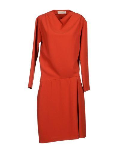 Платье Cacharel 34338443 большой длины средней длины 2013
