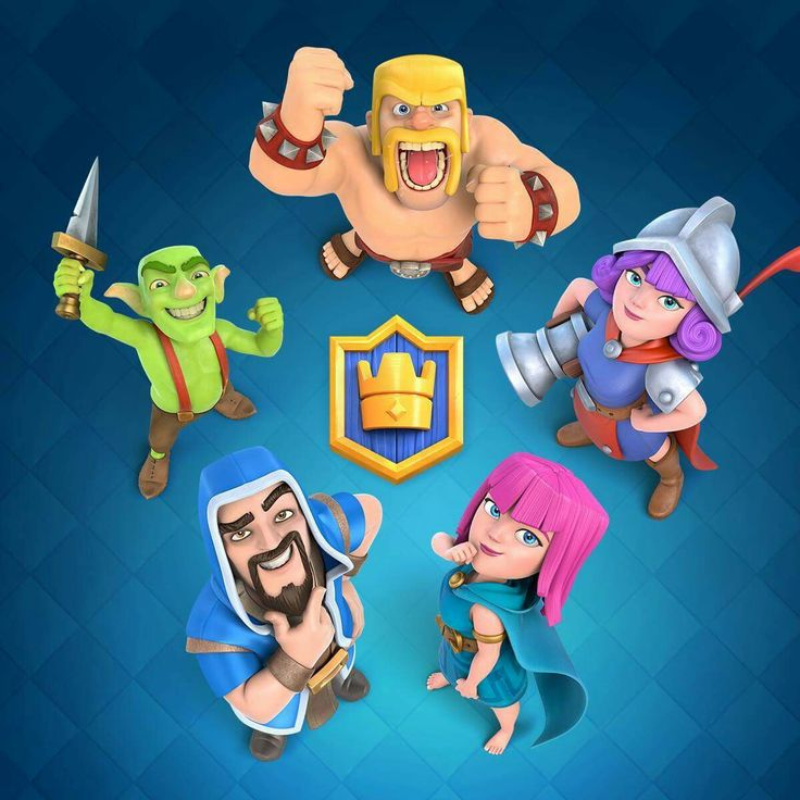 Clash royale teammates
