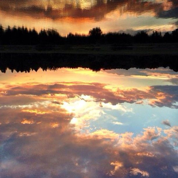 Upside Down Lake