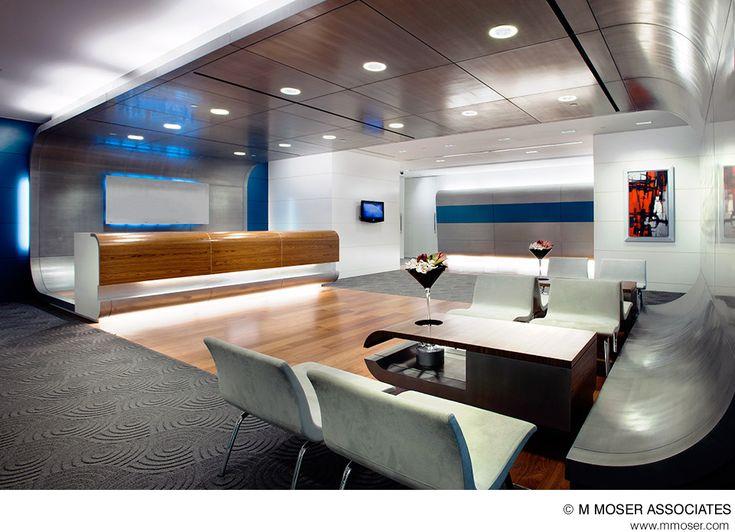 https://flic.kr/p/axqEpZ | Office design by M Moser Associates