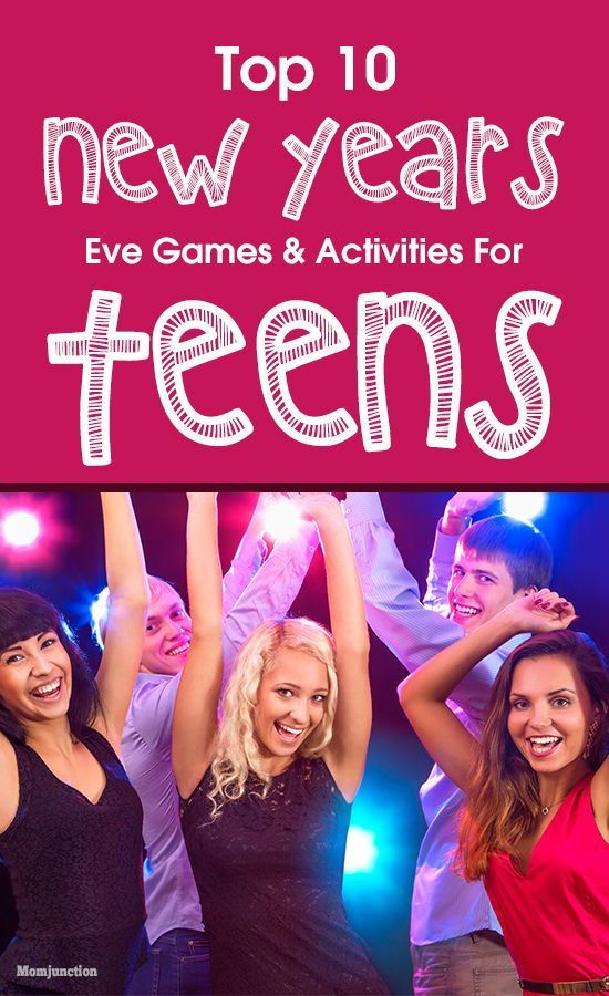 Top 10 New Years Eve Party Ideas For Teenagers | Teenage ...