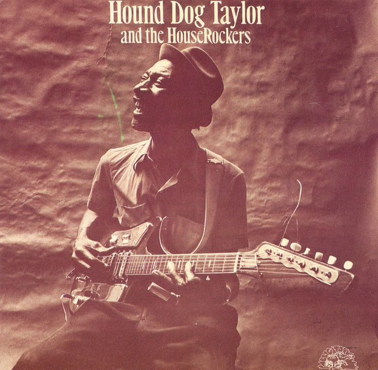Hound Dog Taylor & the Houserockers - Hound Dog Taylor,Hound Dog Taylor & the Houserockers | Songs, Reviews, Credits | AllMusic