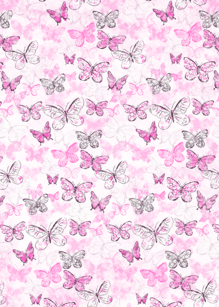 butterflies-on-pink