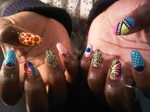 Google Image Result for http://25.media.tumblr.com/ - Best 25+ Ghetto Nail Designs Ideas On Pinterest Ghetto Nails